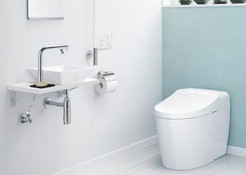 トイレのリフォームイメージ