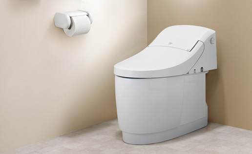 LIXILのトイレトイレプレアスLS