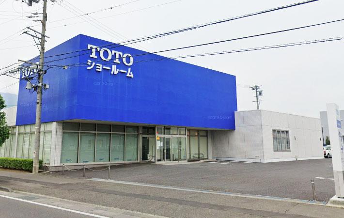 TOTO松本ショールーム